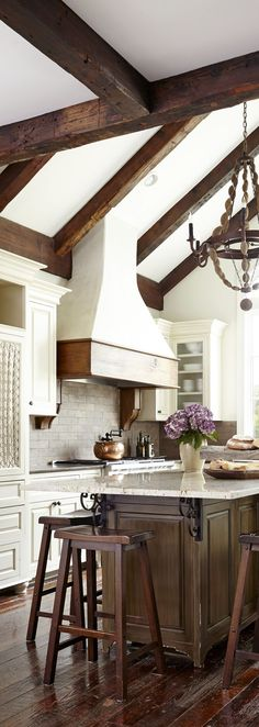 Having a good kitchen design adds to its functionality and to the aesthetics and value of your home