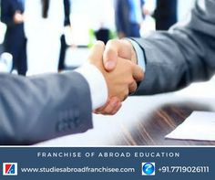 Study Abroad #Franchise - Become a Successful Business Owner in Abroad Education Sector!!! #StudyAbroad