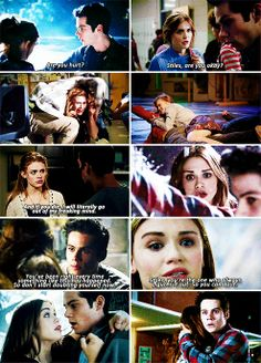 Unrequited love never existed in this relationship. Stiles only thought it did, but the whole time Lydia loved him back just as much. Even if she would never let it on.