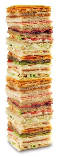 Cómo se hace… los sándwiches