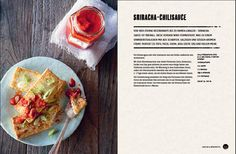 Rezept von Ivy Manning: Sriracha-Chilisauce