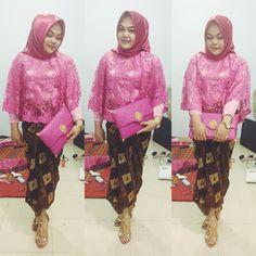 #kebaya #bridesmaiddresses #hijabdress #batik #hijab #bridesmaid