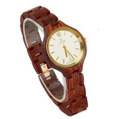 newest women watch luxury brand 2016 Women wooden Watches for women Ladies Quartz-Watches women's wrist watch relogio feminino