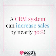 CRM software is a great tool for small business owners to increase sales and retain customers. Learn more about this tactic now.
