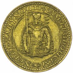 Wenzeldukat 1923 Tschechoslowakei