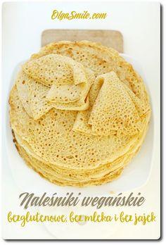 Gluten free vegan pancakes.