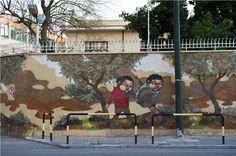 Visit Greece   Piraeus Str.  Neo Faliro © Skoulas