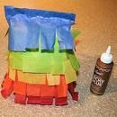 lots of good ideas for easy & cheap kid crafts & activities for fiesta party