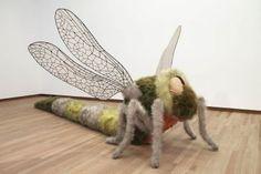 """ferdi tajiri 'damsel dragonfly, 1967"""""""