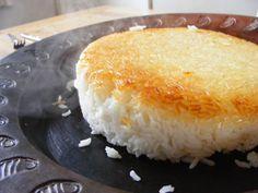Elizabeth's Kitchen Diary: Persian Rice