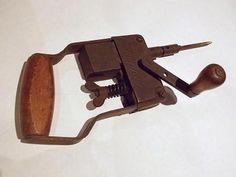 Antique Hammer Drill