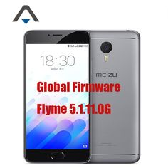 "Original meizu m3 note lte 4g teléfono móvil mtk helio p10 octa core 5.5 ""fhd 1920x1080 3 gb 32 gb 13mp android 5.1 touch id 4100 mah"
