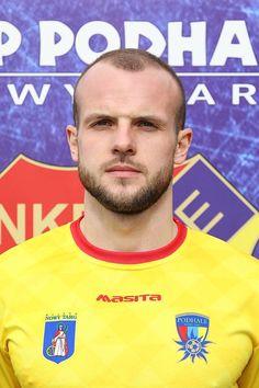 Artur Pląskowski | Napastnik | NKP Podhale Nowy Targ | Flickr Baseball Cards, Sports, Hs Sports, Sport