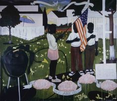 Kerry James Marshall.