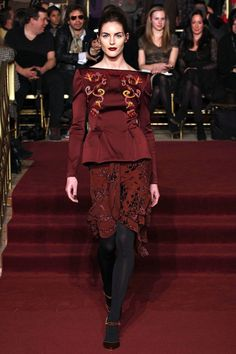 Zac Posen Herfst/Winter 2013-14