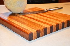 DIY Butcher Block Cutting Board Tutorial