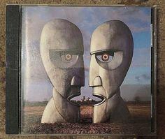 Pink Floyd - The Division Bell CD 1994 Columbia – CK 64200 Prog Rock VG #ProgressiveArtRock Mark Price, Pink Floyd, Division, Heavy Metal, Persona, Columbia, Batman, Rock, Superhero
