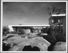 Juliu Shulman Photo / Richard Neutra Kaufmann House Palm Springs