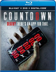 The horror film COUNTDOWN starring Elizabeth Lail has been released on DVD and Blu-ray. Charlie Mcdermott, Tichina Arnold, Elizabeth Lail, Latest Horror Movies, Paul Walker Movies, Peter Facinelli, Film Story, Dolby Digital, Top Videos
