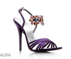 The Fall 2011 Collection | Stuart Weitzman I love purple!