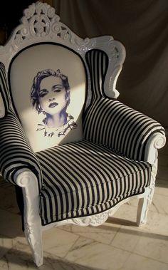 Madonna Chair - wow