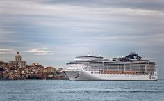 MSC Preziosa #cruise #travel to #Lisbon