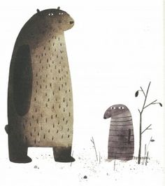I Want My Hat Back by Jon Klassen. Picture book with great illustrations.