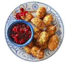 These tasty, deep-fried bites can be made ahead and frozen, perfect for no-fuss entertaining as part of a party buffet spread