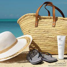 Sunright® 50 - The Beauty Guide - Zonnebescherming My Beauty, Beauty Skin, Health And Beauty, Nu Skin, Ap 24, Instagram Fashion, Instagram Posts, Beauty Guide, Beach Wear