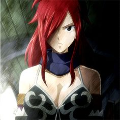Erza Knightwalker is listed (or ranked) 8 on the list The Best Female Anime Char. - Anime New Photos Fairy Tail Edolas, Anime Fairy Tail, Fairy Tail Erza Scarlet, Fairy Tail Girls, Fairy Tail Art, Fairy Tales, Fairy Tail Pictures, Fairy Tail Images, Girls Anime