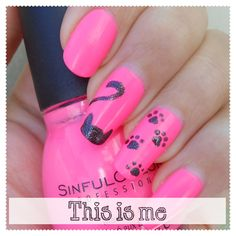 #1 gennaio This is me » Nail polish blog