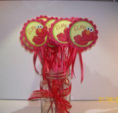 Elmo Wands