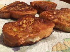 Brazilian French Toast | ThriftyFun Make French Toast, Honey And Cinnamon, Churros, Dishes, Cooking, Breakfast, Food, Kitchen, Morning Coffee