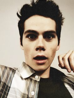 Dylan O'Brien He's so CUTE!!!!