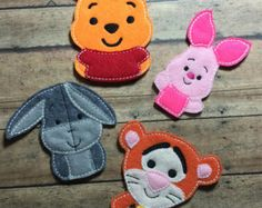 Finger Puppets - Winnie the Pooh