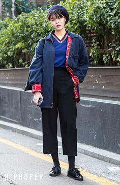 BEBE > Street Fashion | 힙합퍼 Tokyo Street Fashion, Japanese Street Fashion, Bad Fashion, Asian Fashion, Winter Fashion, Fashion Outfits, Grunge Style, Soft Grunge, Le Happy