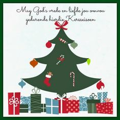Afrikaanse Inspirerende Gedagtes & Wyshede: Mag Gods vrede en liefde jou omvou gedurende hierd... Christmas Blessings, Christmas Quotes, Christmas Wishes, Diy Christmas Gifts, Christmas Holidays, Christmas Cards, Merry Christmas, Christmas Decorations, Xmas