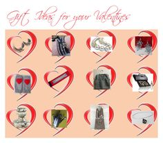 """""""Gift Ideas for your Valentines"""" by cozeequilts ❤ liked on Polyvore featuring rustic"""