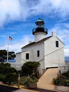 Point Loma Lighthouse, California
