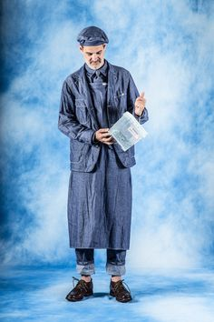 Engineered Garments Spring 2016 Menswear Fashion Show