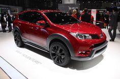 2015 Toyota Rav4 Performance Specs - New Cars in 2015
