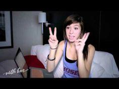 Christina Grimmie Q&A - YouTube