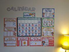 Setting Up... Teaching Calendar - Elementary Nest