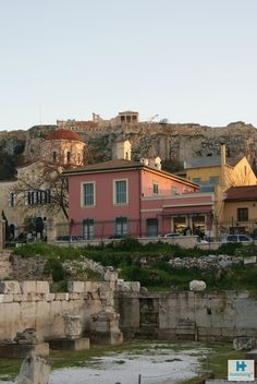 #Plaka #Athens : where ancient beauty meets neoclassical buildings and Christianity