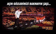 Galatasaray Tribünlerinden Beşiktaş Maçı Öncesi Müthiş Kareografi.