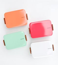 i've already pinned these before - but i can't get enough of them! bento boxes by takenaka