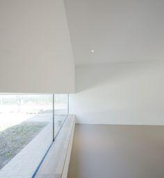 by Pasel Kuenzel Architects - Dezeen Dezeen, Interior Architecture, Windows, Building, House, Interiors, Sign, Detail, Architecture Interior Design