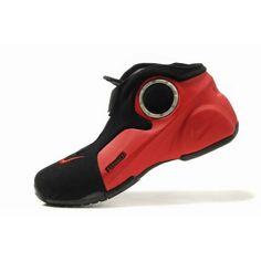 Nike Air Flightposite II KG Zoom Red Black B01021