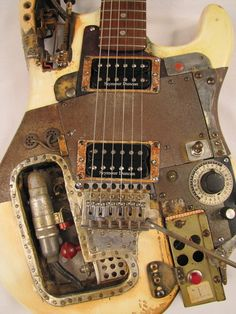 Tony Cochran Guitars