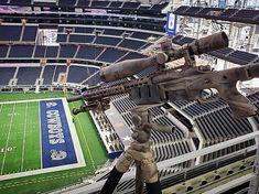 Weapons Guns, Guns And Ammo, Navy Seal Gear, Airsoft, 338 Lapua Magnum, Ghillie Suit, Hockey Helmet, Long Rifle, Tac Gear